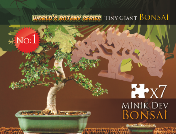 Minik Dev Bonsai