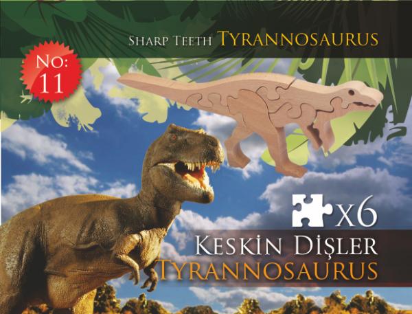 Keskin Dişler Tyrannosaurus