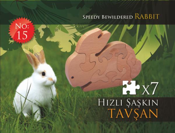 Hızlı Şaşkın Tavşan