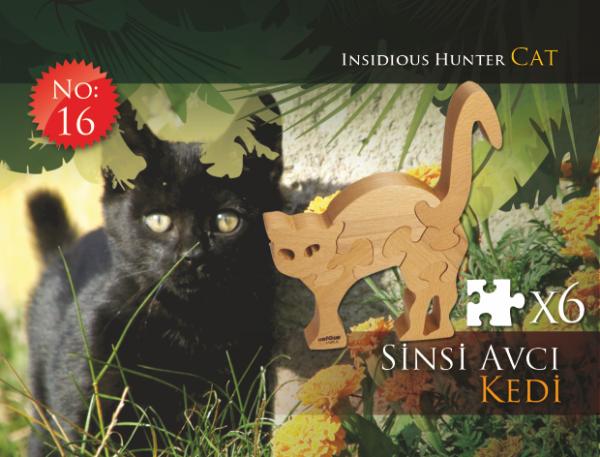 Sinsi Avcı Kedi
