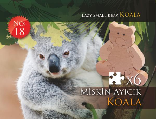 Miskin Ayıcık Koala