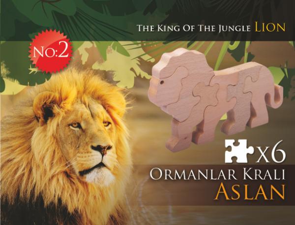 Ormanlar Kralı Arslan